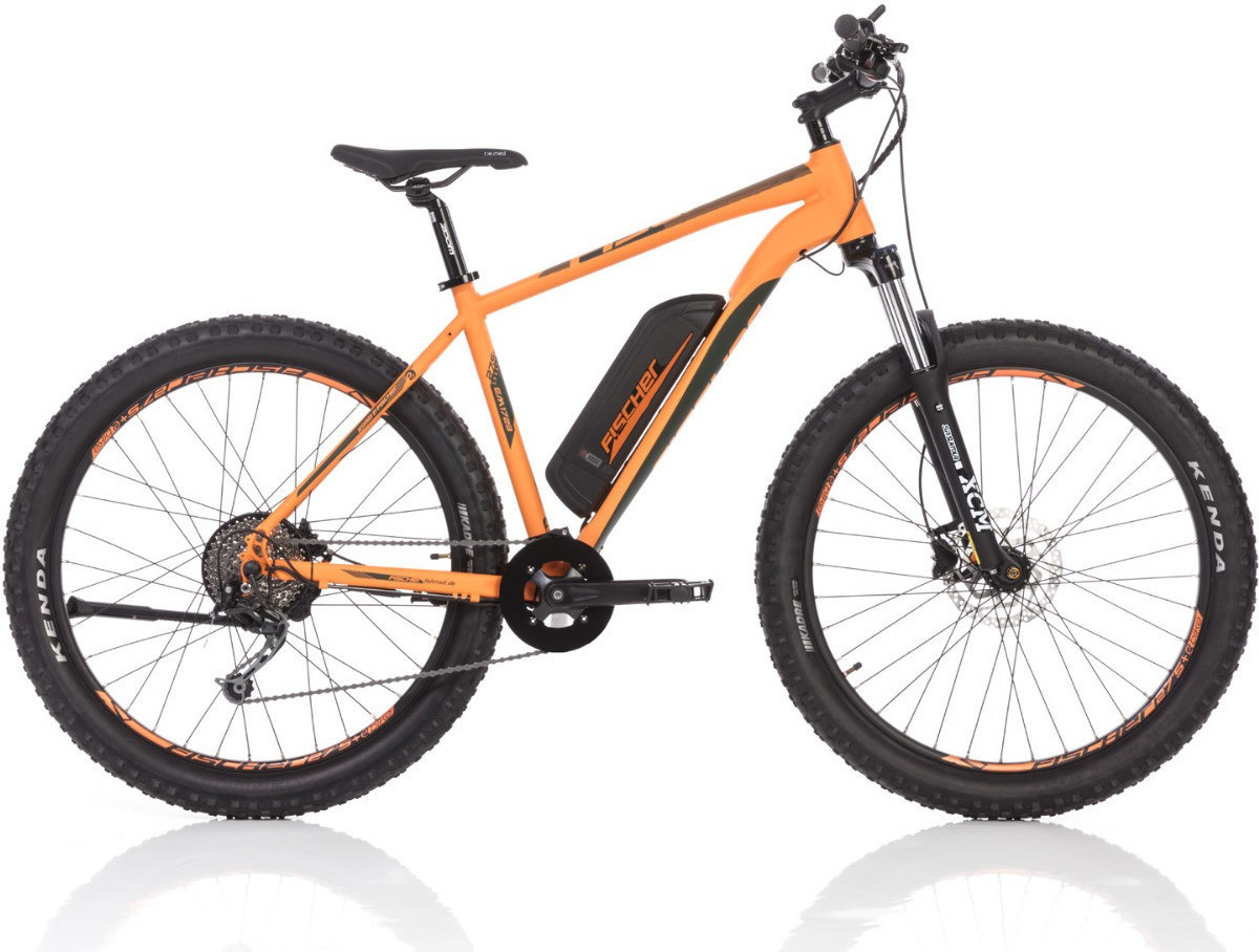 Fischer Proline EM 1723 | E-Mountainbike im Test