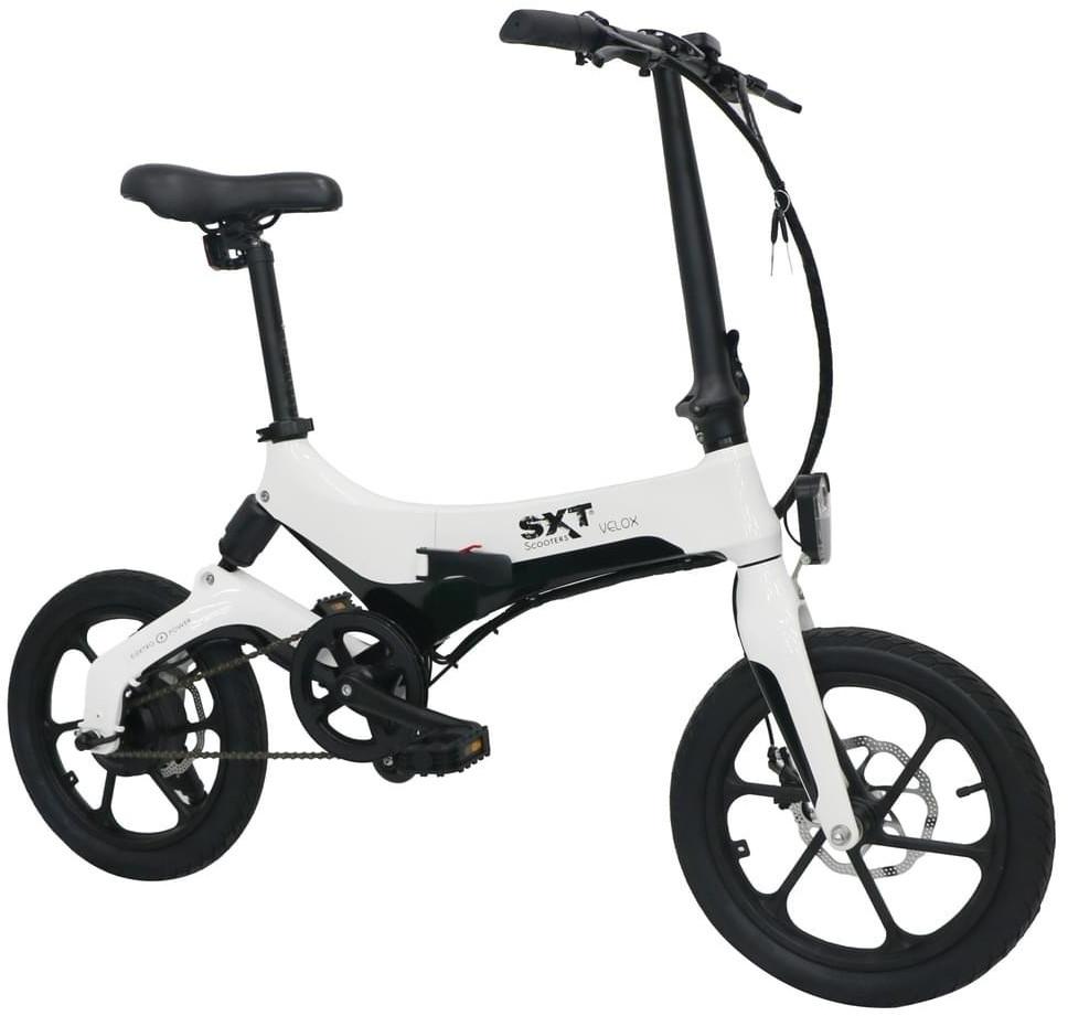 sxt velox 1 e bike klapprad im test. Black Bedroom Furniture Sets. Home Design Ideas